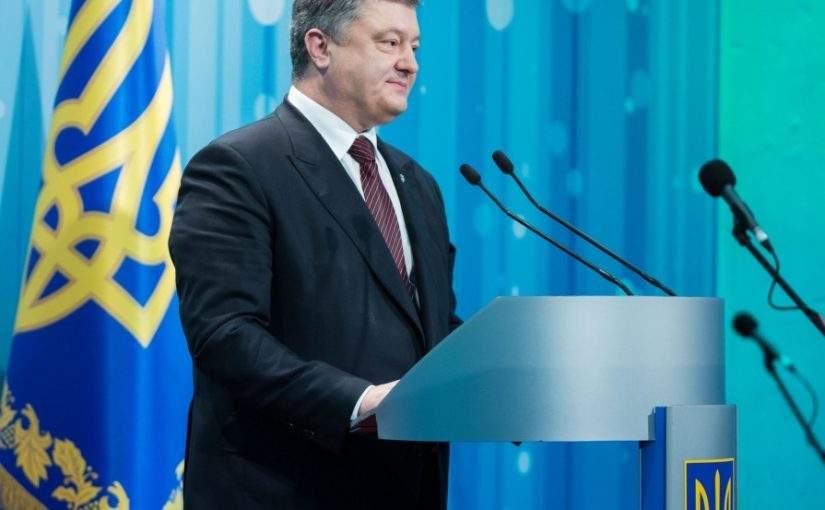 Виступ Президента України на Щорічній зустрічі з іноземними послами, акредитованими в Україні, з нагоди Різдва і Нового Року