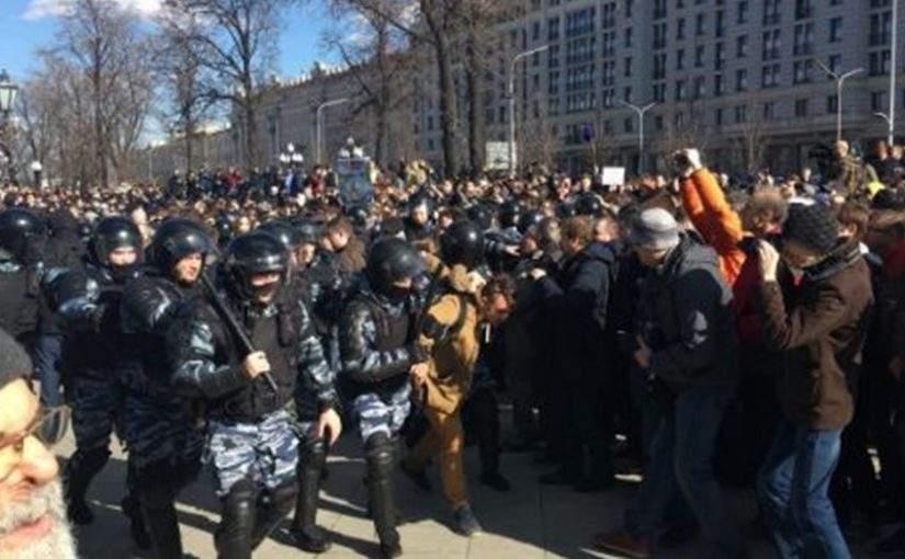 Послесловие к российским протестам