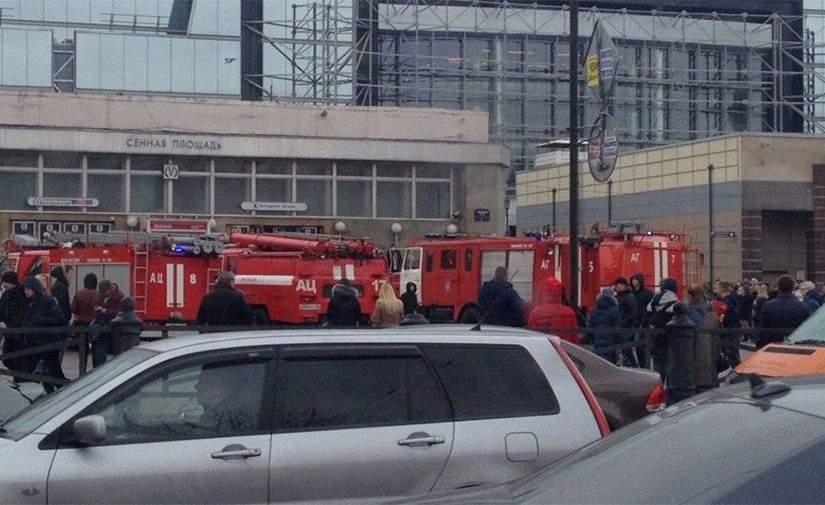Про теракти в Пітері. Паніка в Кремлі.