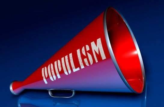 О зомбировании махровым популизмом
