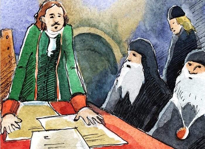 Рускій мір! Хочеш Синоду?