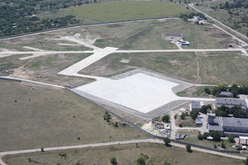 У Запоріжжі запрацює новий вертодром
