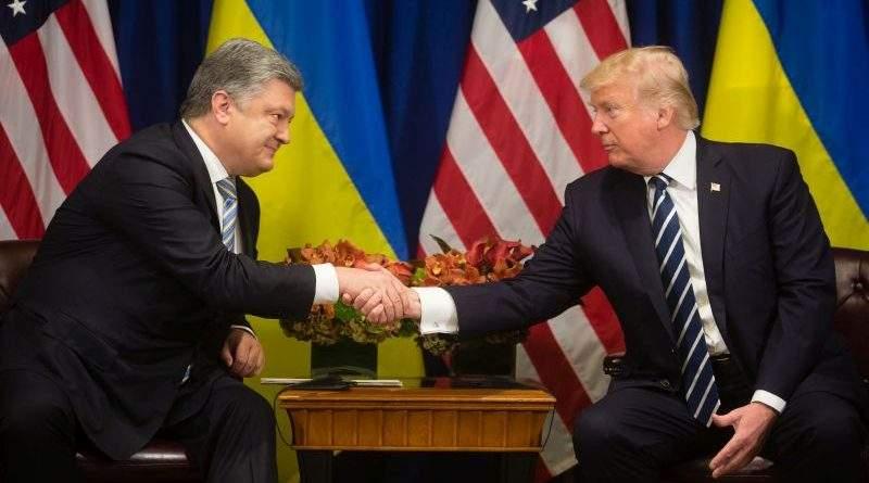 Президент України провів зустріч із Президентом США (фото)