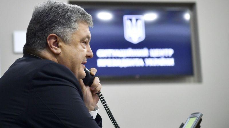 Президент телефоном привітав зі звільненням Ахтема Чийгоза та Ільмі Умерова (відео)