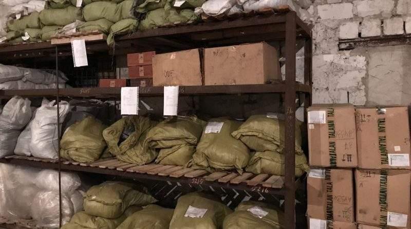Армия восстанавливается, накапливает силы, наращивает запасы (фото)