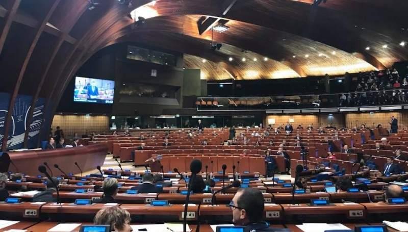 ПАСЕ проголосовала резолюцию «Гуманитарные последствия войны в Украине»