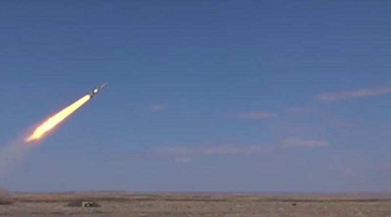 """«Радіонікс» та КБ «Луч» провели пуски ракет з модернізованого ЗРК C-125М """"Печора"""""""