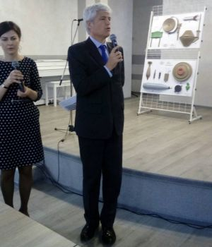 Посол Швейцарії в Україні Гійом Шойрер відвідав Луганську і Донецьку області (фото)