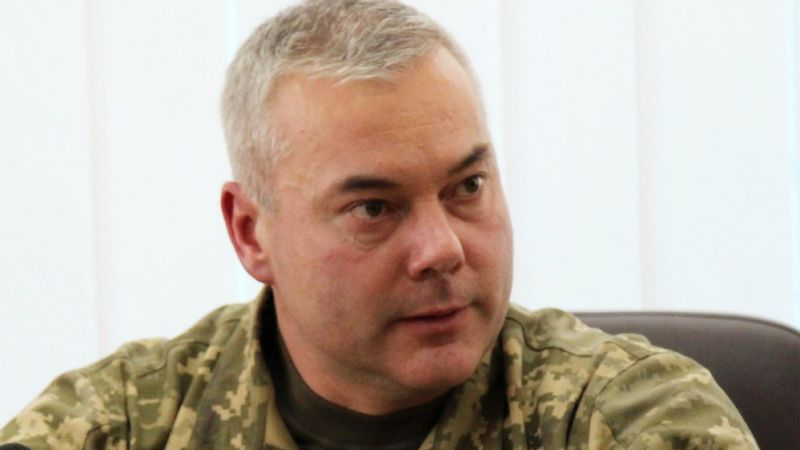 Брифінг Командувача Об'єднаних сил Сергія Наєва з нагоди початку Операції Об'єднаних сил (фото, повне відео)