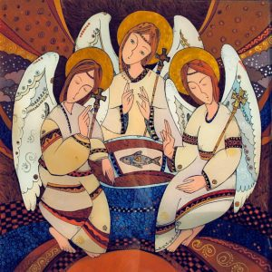 Петро Порошенко привітав українців зі світлим святом Святої Трійці