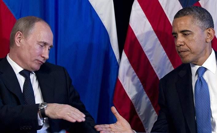 Кое-что из истории американо-российских отношений