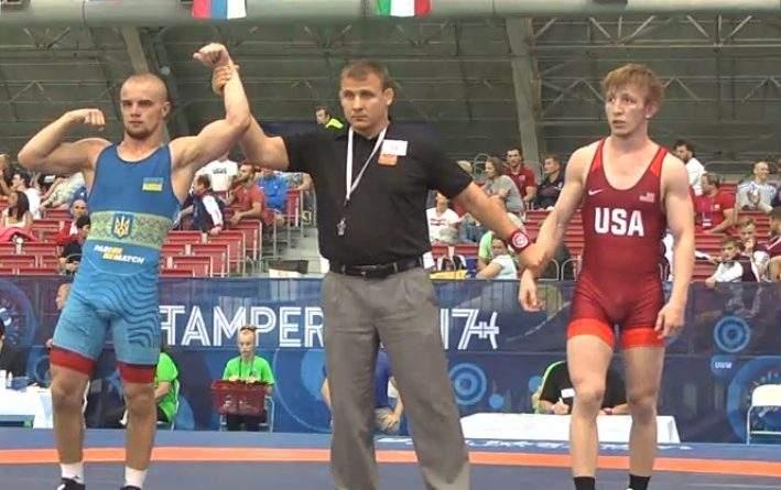 Українські борці-юніори здобули 4 медалі на чемпіонаті світу в Тампере