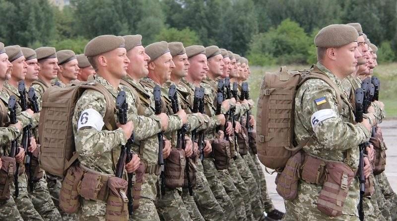 Триває підготовка до військового параду з нагоди дня Незалежності України