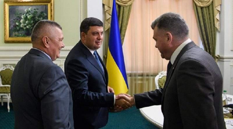Прем'єр-міністр дав настанови новому керівнику Прикордонної служби