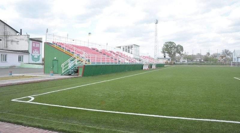 Сільську академію футболу на Черкащині визнано кращим об'єктом спортивного призначення