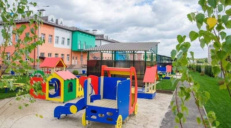 Уряд бере на контроль будівництво дитячих садків
