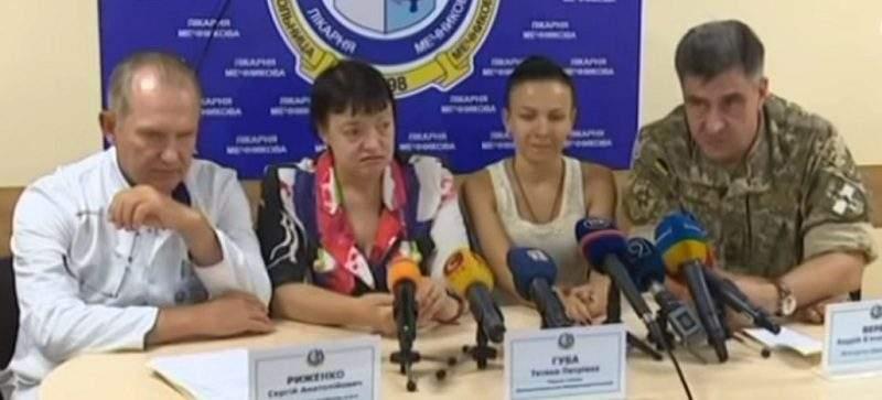 Військові медики готові взятися за лікування пораненого оператора В'ячеслава Вовка