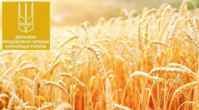 Державна продовольчо-зернова корпорація України поставила китайській корпорації понад 700 тисяч тонн зернових