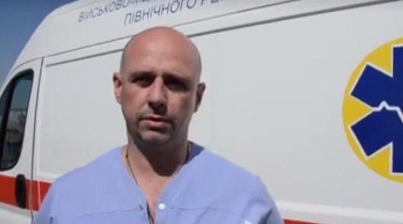 Поранених захисників України вертольотом евакуювали до Військово-медичного клінічного центру Харкова