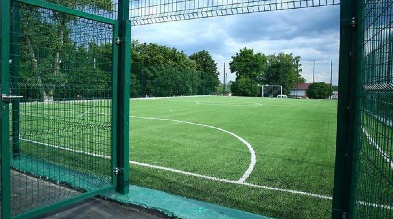 Ще одна школа Надвірнянщини матиме спортмайданчик зі штучним покриттям