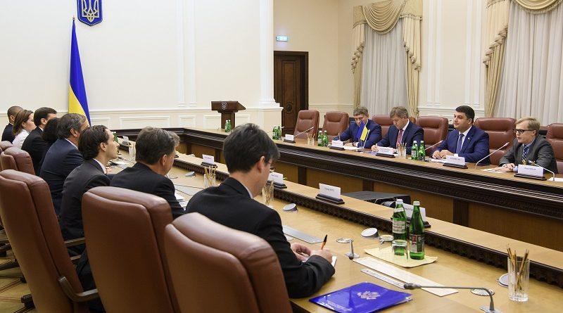 Україна розраховує на пожвавлення інвестиційної співпраці з США у сфері енергетики, транспорту та малого й середнього бізнесу (фото)