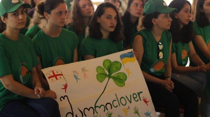 """Молодь із числа внутрішньо переміщених осіб повернулась із """"Табору Майбутнього"""" (Грузія)"""