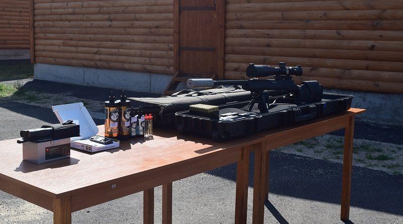 Прикордонники мобільного підрозділу отримали сучасні снайперські комплекси