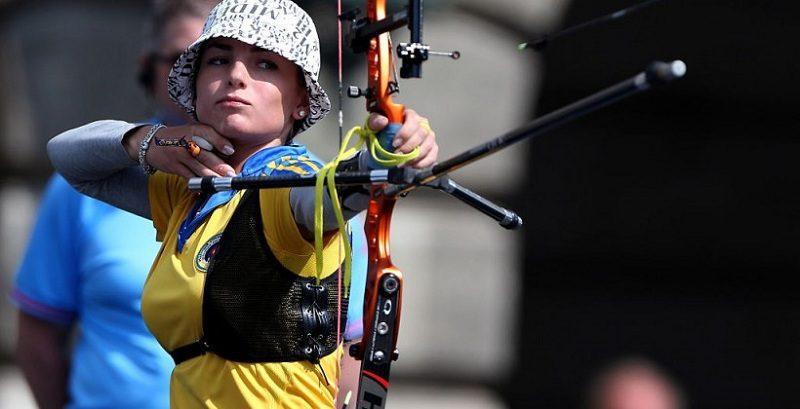 Вероніка Марченко - «бронзова» призерка заключного етапу Кубка світу зі стрільби з лука