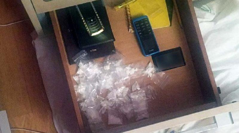 Поліцейські вилучили у киянина наркотиків на три мільйони гривень