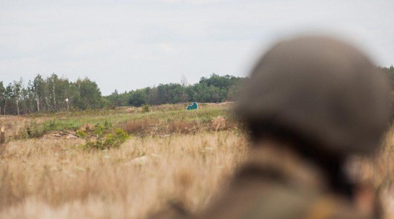 На Київщині тривають змагання на краще відділення оперативного призначення Нацгвардії (фото)