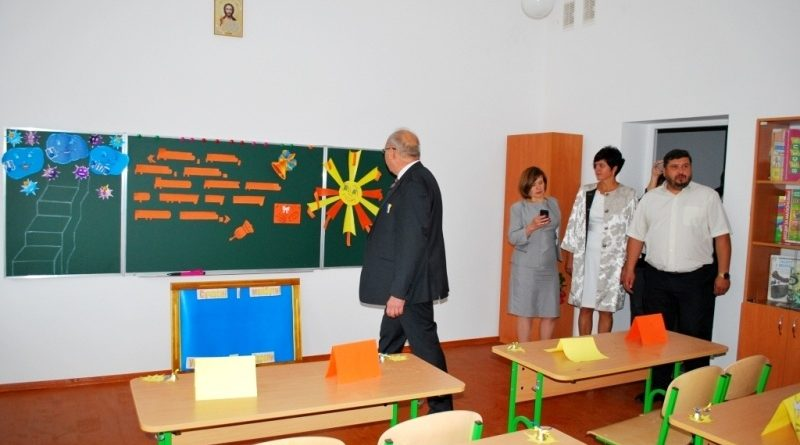 На Дрогобиччині відкрили нову школу (фото, відео)
