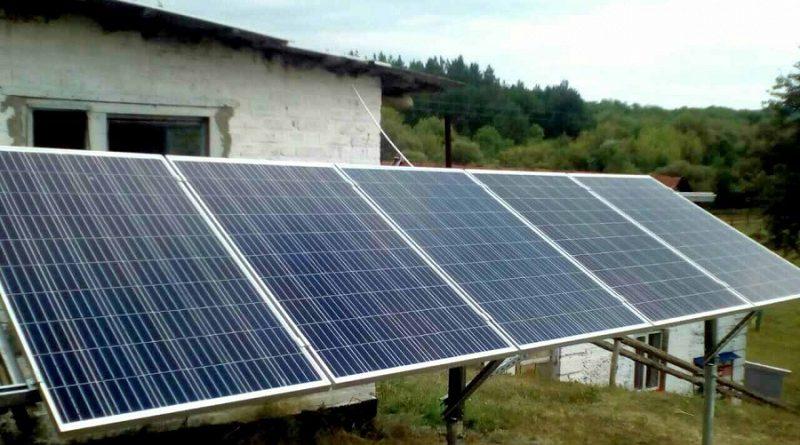 Криворізькій бригаді НГУ райдержадміністрація подарувала сонячну електростанцію (фото)