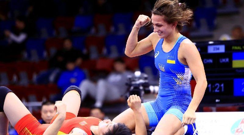 Борчиня Юлія Ткач – віце-чемпіонка світу!