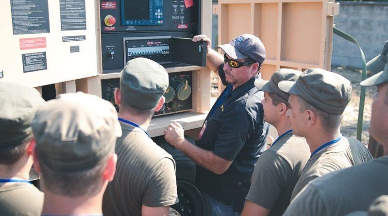 Нацгвардія вибудовує ефективну систему оперативного управління із залученням інструкторів США