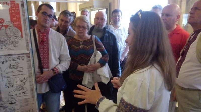 Відбулися оглядові екскурсії Верховною Радою у День Державного Прапора та День Незалежності України (фото)