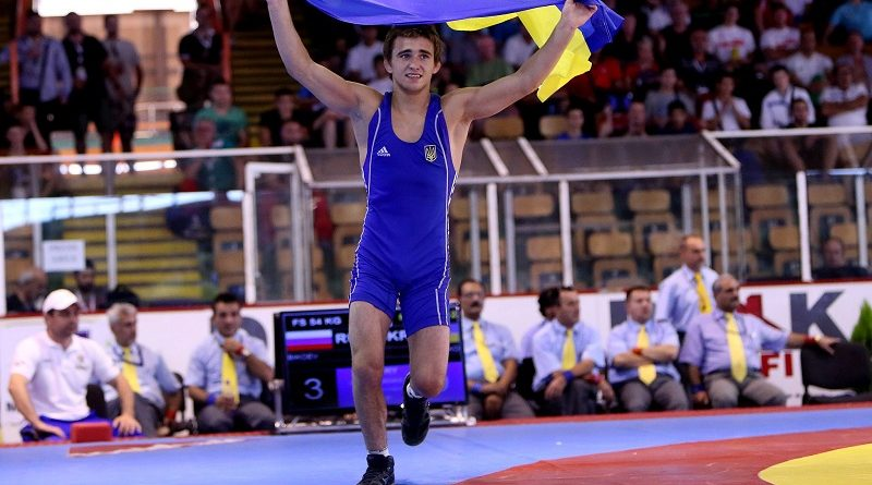 Андрій Яценко – бронзовий призер чемпіонату світу з вільної боротьби