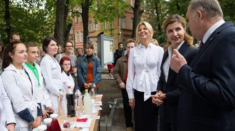 Харківщина долучилася до проекту Марини Порошенко по розвитку інклюзивної освіти в Україні (фото)