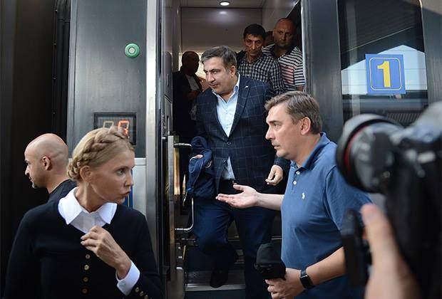 Почему саакашвили не нужна грузинская граница