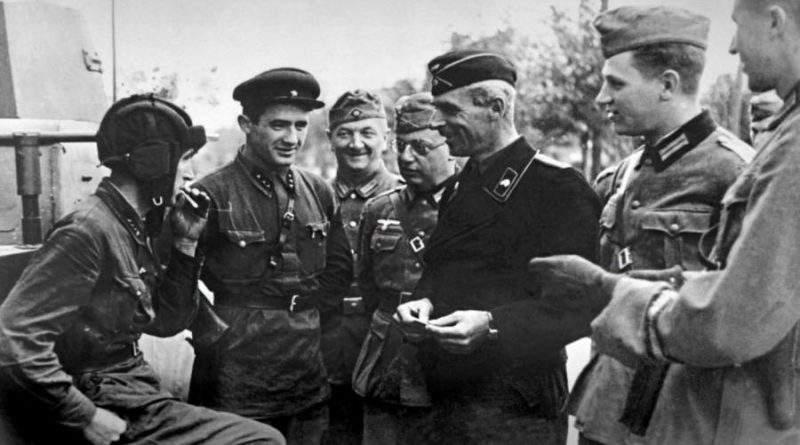 Про початок Другої світової