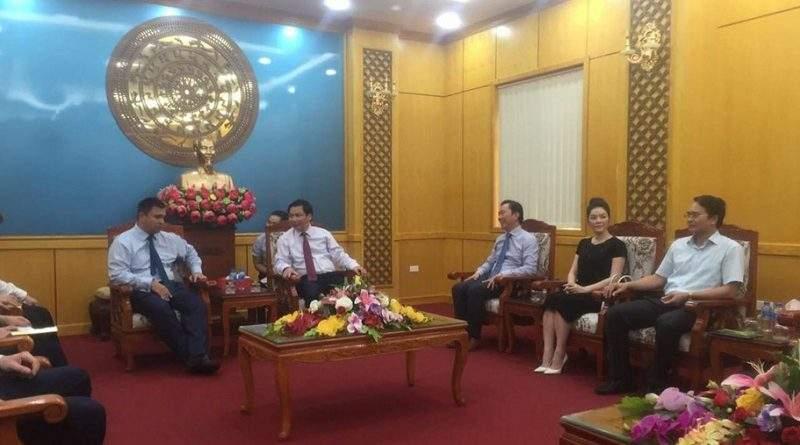 Україна та В'єтнам зацікавлені у розвитку двостороннього торговельно-економічного співробітництва