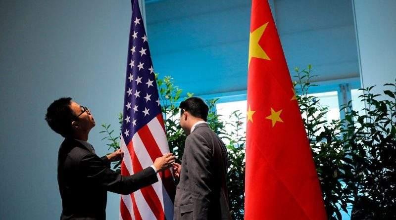 США плюс Китай минус Россия