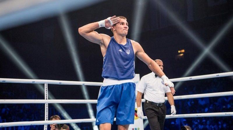 Спортсмен-прикордонник Олександр Хижняк став чемпіоном світу з боксу