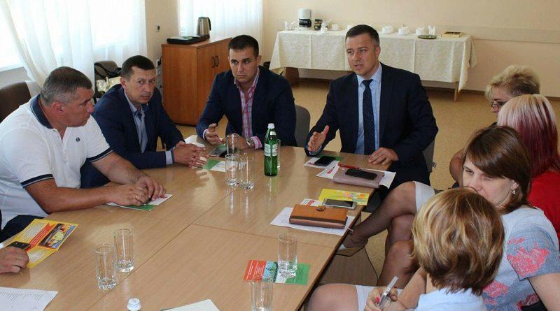 Соціальні послуги для дітей та сімей з Дніпропетровщини треба розповсюджувати в кожному регіоні країни