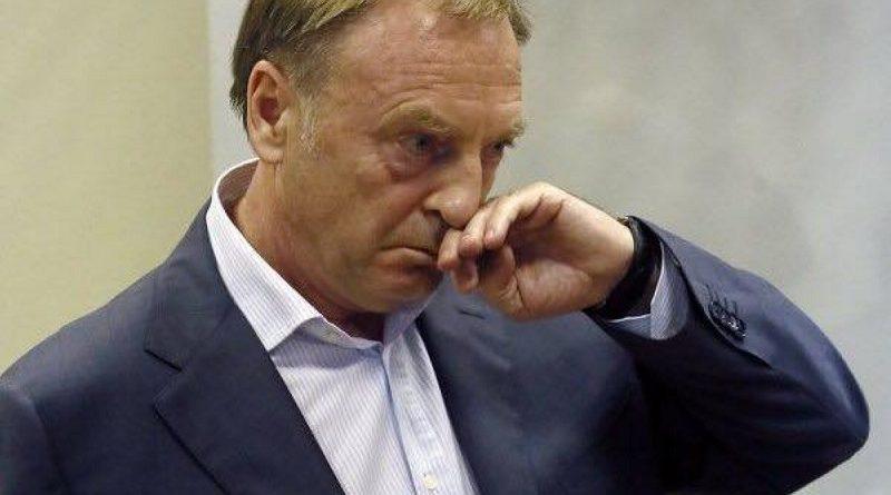 ГПУ: суд обрав запобіжний захід у виді тримання під вартою екс-міністру юстиції України О. Лавриновичу