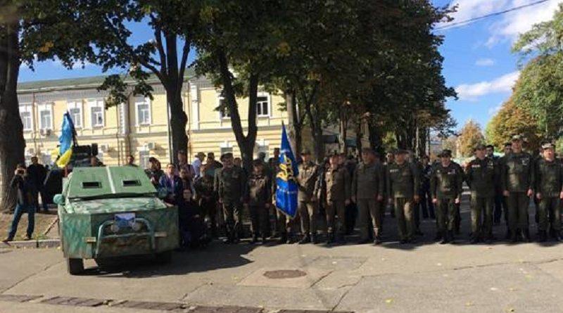 У Києві відкрили Мартиролог загиблих у боях за незалежність (фото, відео)