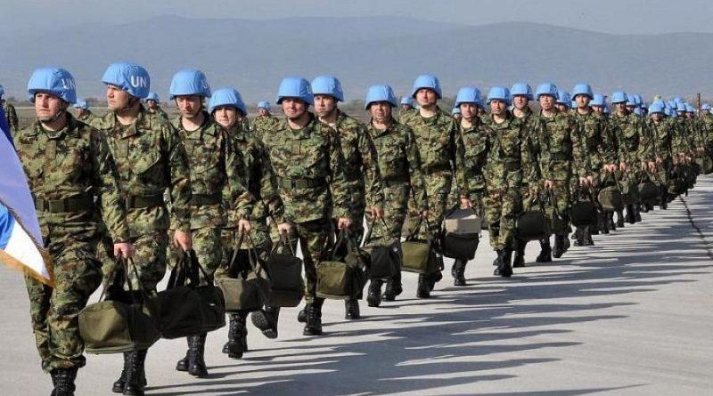 Коментар МЗСУ у зв'язку з інформацією про заяви керівництва РФ щодо розміщення миротворців ООН на Донбасі