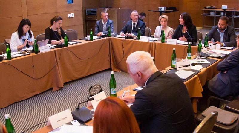Міжнародна антикорупційна консалтингова рада зустрілась з Головою НАЗК