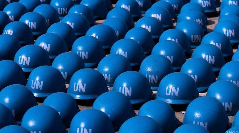 Глава держави: «Блакитні шоломи» – не панацея, а інструмент принесення миру в Україну