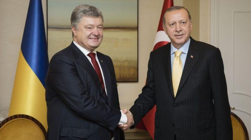Президент України провів зустріч із Президентом Турецької Республіки Реджепом Таїпом Ердоганом