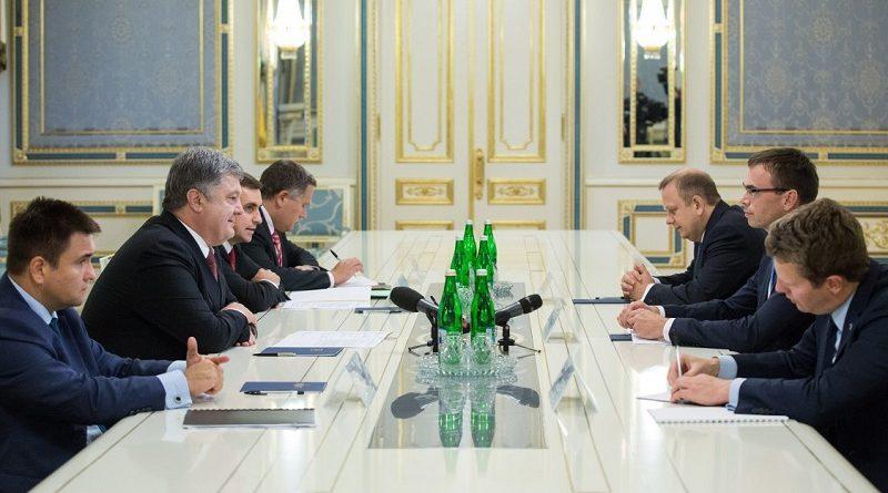 Президент провів зустріч з Міністром закордонних справ Естонії